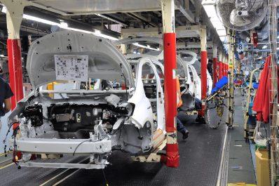 Plus de 2 milliards de dollars d'importations des véhicules et CKD/SKD en 2017