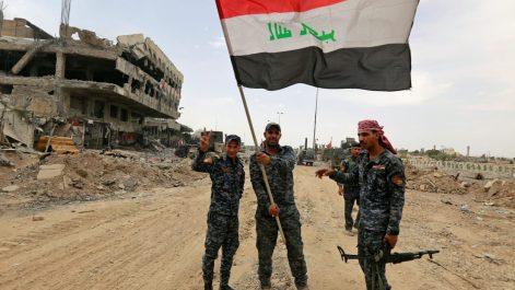 Irak: des parlementaires accusent Washington d'avoir tué 22 de leurs combattants