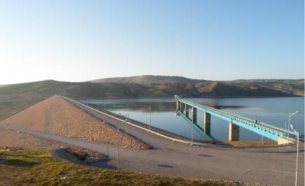 Barrages de Mostaganem : Des taux de remplissage de 97% au début février