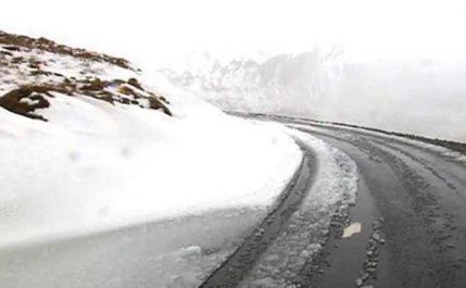 El-Bayadh, Tizi Ouzou, Bouira: Des routes bloquées et des écoles fermées