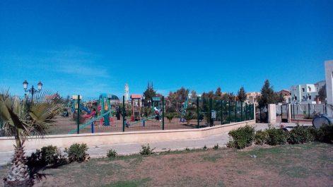 Djelfa: réception fin avril du projet d'un parc urbain à Ain Ouessara