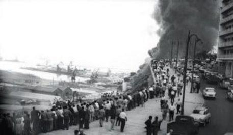 Cela s'est passé le mercredi 28 février 1962 à Oran, deux véhicules piégés explosent dans le quartier Ville Nouvelle