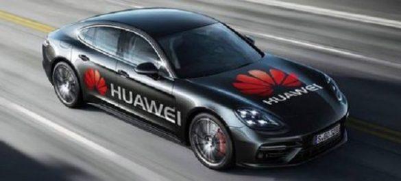 Mobile World Congress : Huawei a présenté une voiture pilotée par un…smartphone