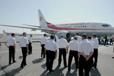 Vers la fin du conflit PNC-Air Algérie?