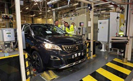 Usine Peugeot : 600 millions DA pour l'aménagement de la zone