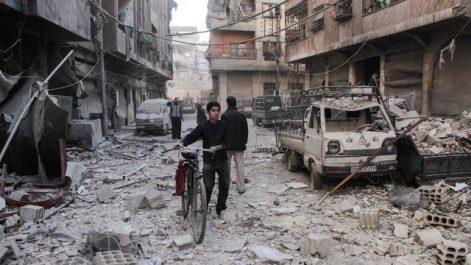 Syrie : 7 civils tués dans des bombardements du régime sur la Ghouta orientale