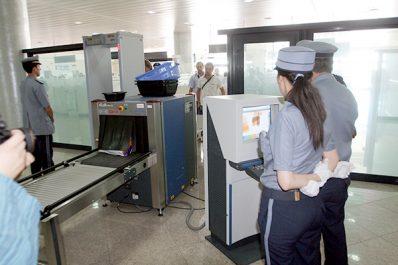 Aéroport d'Alger: 11 000 euros dans…le rectum !