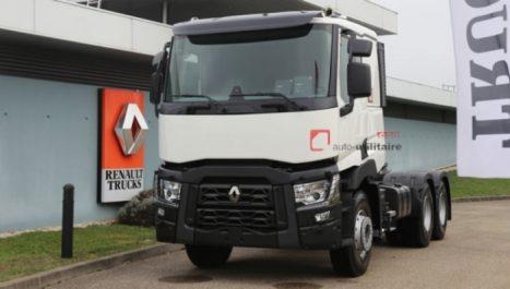 Renault Trucks Algérie renforce son réseau avec l'ouverture d'un nouveau distributeur à Sétif