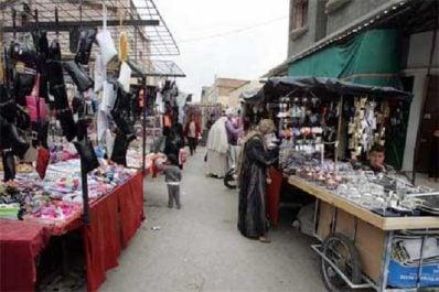 TEBESSA : Éradication du marché informel au centre-ville