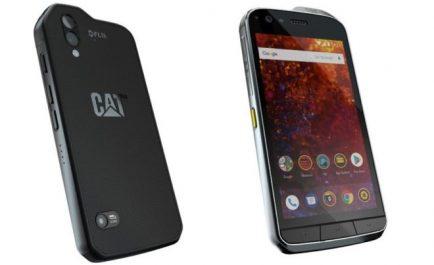 Caterpillar dévoile le CAT S61, le Smartphone indestructible