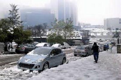 La neige coupe plusieurs routes à Tissemsilt