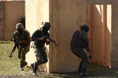 Ukraine : 4 soldats tués par leurs camarades