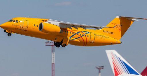 Un avion de ligne avec 71 personnes à bord s'écrase près de Moscou