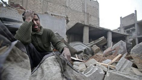 Syrie: plus de 200 civils tués en 4 jours dans les raids sur la Ghouta
