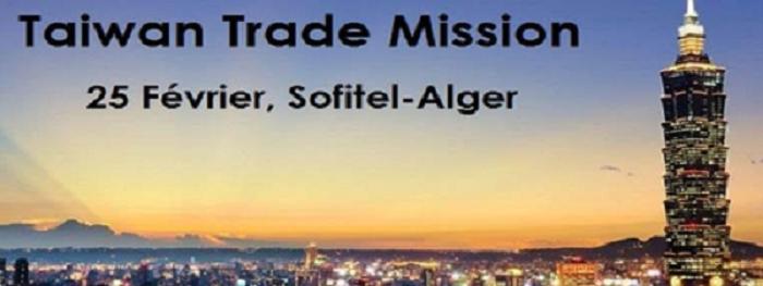 Sous-traitance : Rencontres algéro-taïwanaises à la fin février