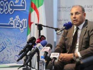 Zaâlane au Forum de la radio : 370 milliards de dinars consacrés à la réalisation et au parachèvement des projets