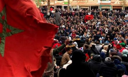 Maroc : l'AMDH s'indigne du silence du gouvernement quant aux revendications des habitants de Jerada