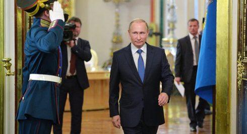Présidentielle russe : Vladimir Poutine est réélu pour un 4ème mandat
