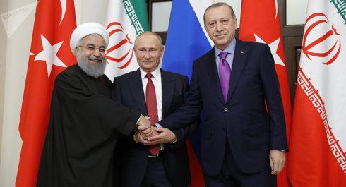 Syrie: rencontre le 16 mars à Astana entre Moscou, Téhéran et Ankara