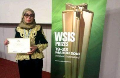 Fibre optique : une Algérienne décroche le premier prix mondial à Genève
