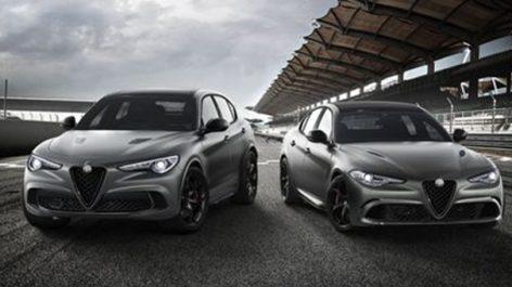 Salon de Genève 2018 : Séries limitées Alfa Romeo Giulia et Stelvio Quadrifoglio Nring