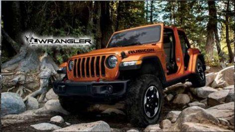 Salon de Genève 2018 : Débuts européens pour les Jeep Wrangler, Cherokee