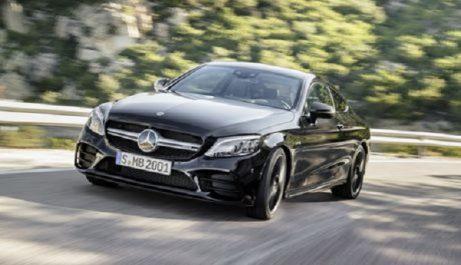 Mercedes-Benz : Restylage pour les C 43 4Matic Coupé et Cabriolet