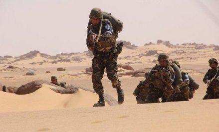 Un terroriste se rend aux autorités militaires à Tamanrasset
