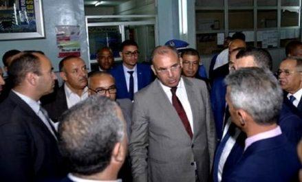 Ouargla: le projet de voie ferrée Touggourt/Hassi-Messaoud revêt une grande importance pour la région
