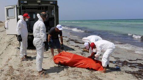 Aïn Temouchent : deux cadavres rejetés par la mer sur la plage de Terga