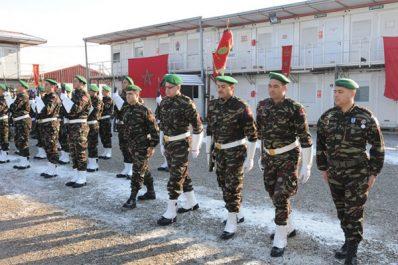 Rabat modernise ses forces terrestres pour affronter l'Algérie et le Polisario