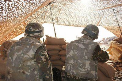 Arrestation d'un terroriste à BBA et reddition d'un autre à Tamanrasset