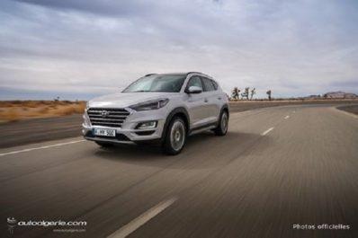 Salon de New York 2018 : Case restylage pour le Hyundai Tucson