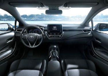 Salon de New York 2018 : Toyota dévoile enfin l'habitacle de la nouvelle Auris