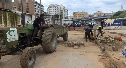 DELOGES EN RAISON DES TRAVAUX DE TRAMWAY : Les commerçants de l'oued Ain-Sefra se rebiffent