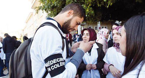 Gréve des étudiants et des médecins résidents : La tutelle déterre la hache de guerre