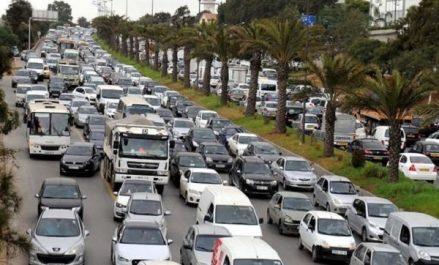 Zaalane: le parc national automobile estimé à près de 6 millions de véhicules à la fin 2017