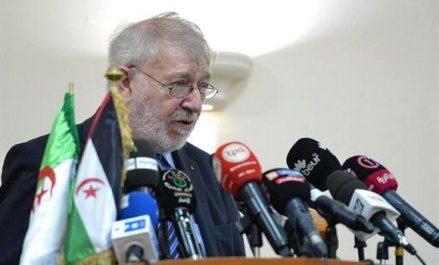 Galand: une conférence internationale de solidarité avec le peuple sahraoui en novembre à Madrid