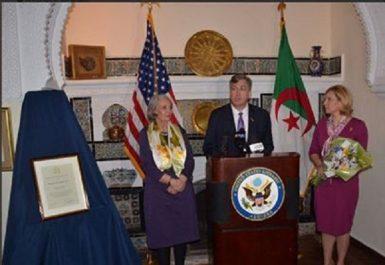 L'ambassadeur us lui a décerné le prix «WOMEN OF COURAGE» Mounira Haddad : la «girl power» algérienne
