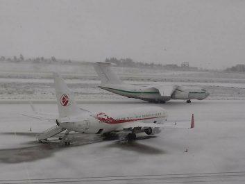 Air Algérie annule quatre vols en raison des intempéries