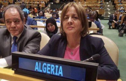 Droits de la femme: l'Algérie attachée à toutes les résolutions onusiennes