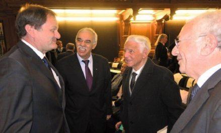 Ambassade d'Algérie à Lausanne : hommage à Charles-Henri Favrod, facilitateur des négociations d'Evian