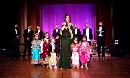 Lamia Ait Amara célèbre ses «origines» dans un concert à Alger
