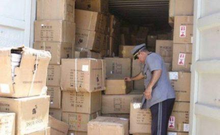 Contrefaçon : plus de 720.000 produits en retenues douanières en 2017