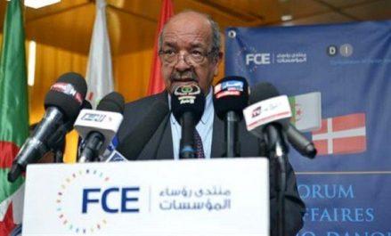 Algérie-Danemark: Messahel appelle au développement des relations économiques bilatérales