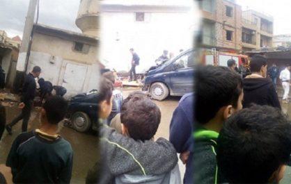 Heurt de passants à Blida: le chauffeur a fait un malaise