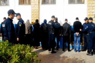 Biskra : Les 7 membres de la famille de l'assassin de la jeune étudiante déférés devant la justice