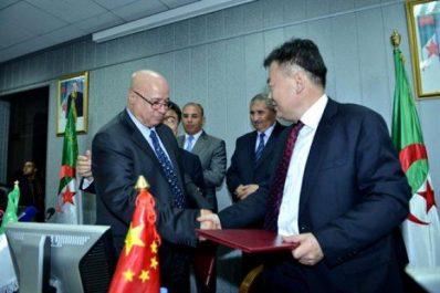 Algérie-Chine : Signature d'un contrat pour la construction d'un nouveau car Ferry de l'Entmv