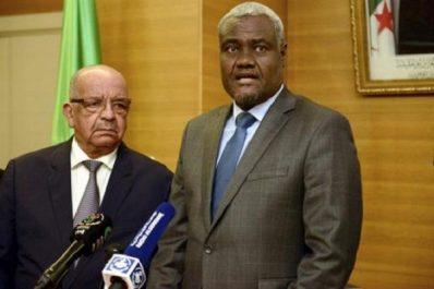 Agenda 2063 de l'UA: Faki Mahamat salue le «soutien actif» de l'Algérie