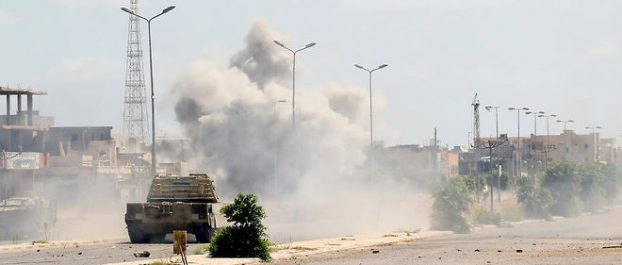 Le Pentagone confirme la mort d'un terroriste algérien en Libye